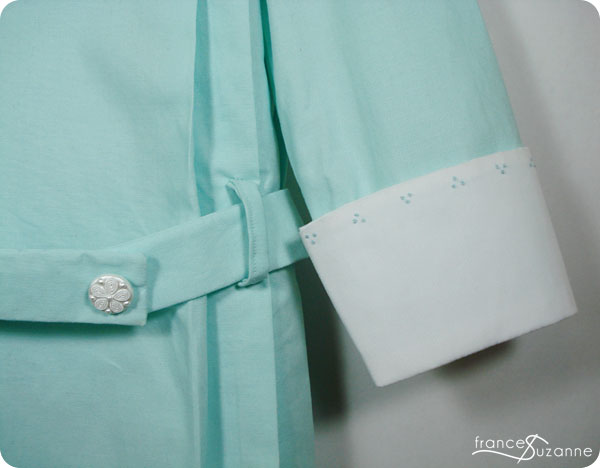 FrancesSuzanne | Project Run and Play, Signature Style {Simplicity 6766}