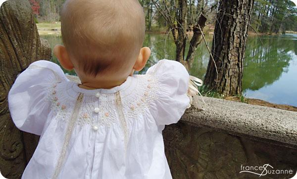 Milestones: Australian Smocking, volume 43 || Frances Suzanne
