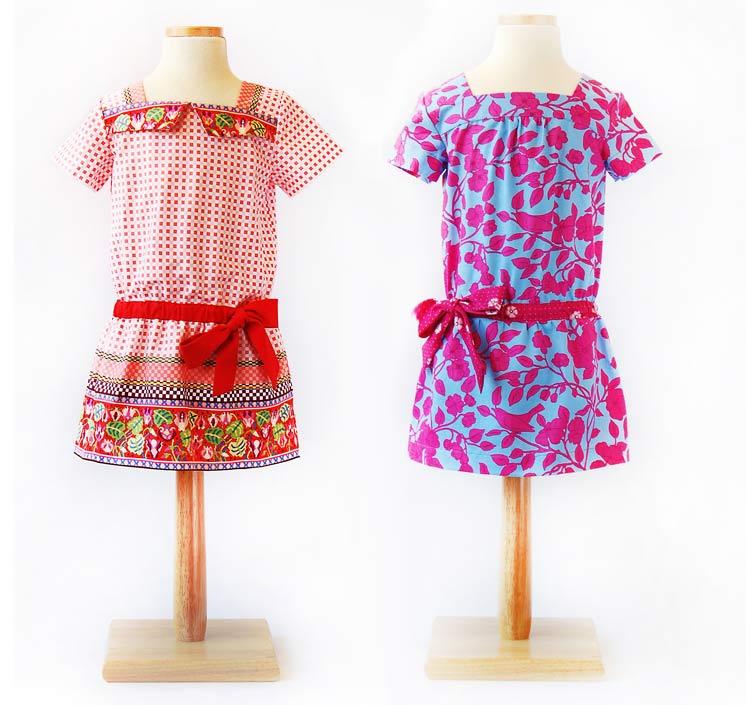 O+S Croquet Dresses