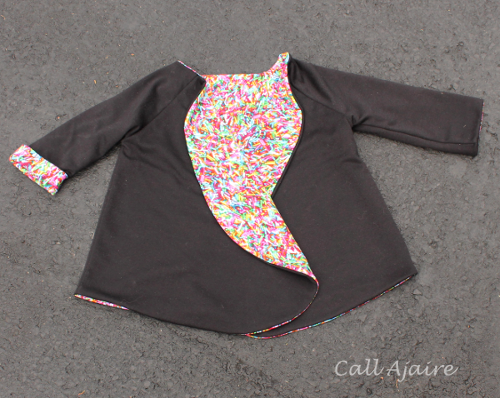 imagine gnats, Meridian Cardigan {sewn by: Call Ajaire}