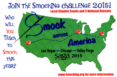 Smocking Arts Guild of America {SAGA}
