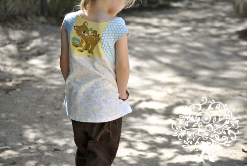 Rock the Stitch, Fawn Lily {sewn by: Shaffer Sisters}