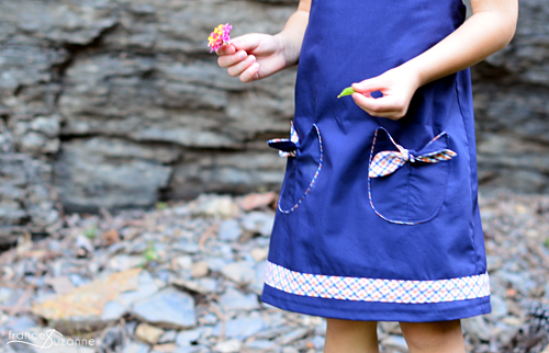 SewVery: Sunny Dress {sewn by Frances Suzanne}