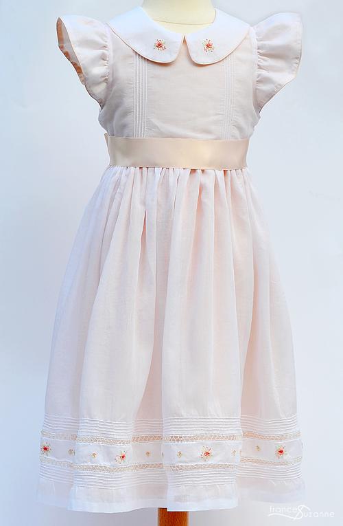 Georgia Vintage Dress {sewn by: Frances Suzanne}
