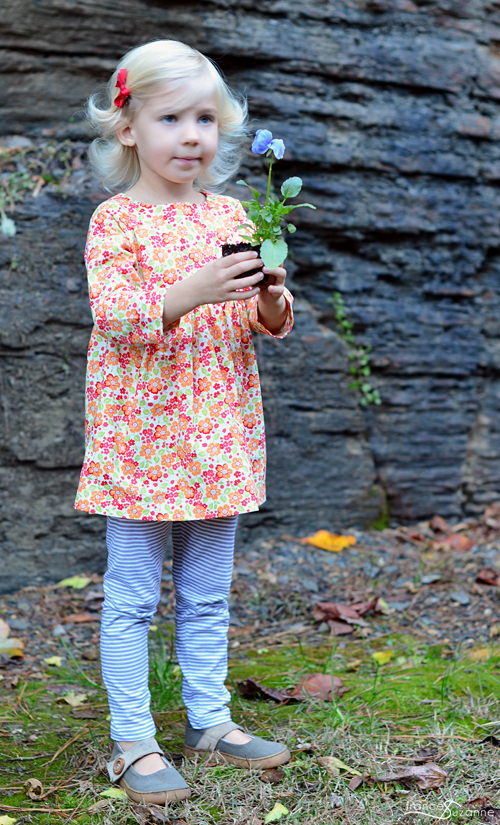 Oliver and S, Playtime Tunic and Leggings