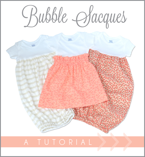 Bubble Sacques: a Tutorial by Frances Suzanne