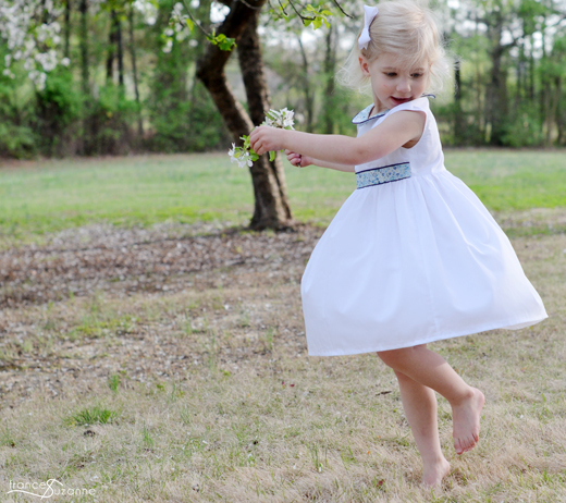 Mouse House Creations, Caroline Party Dress