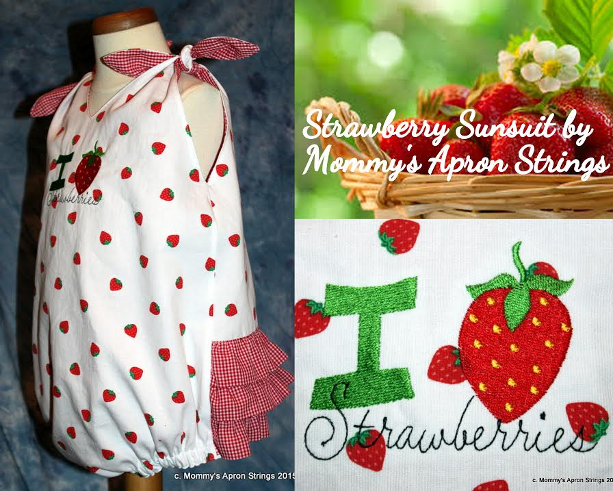 "February ""Free for All"": Mommy's Apron Strings"