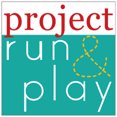 Project Run and Play LOGO