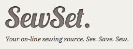 SewSet Logo
