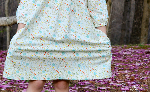 Brooklyn Pattern Co., Franklin Dress