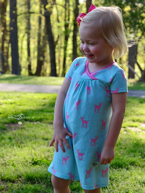 Oliver + S: Hopscotch Dress