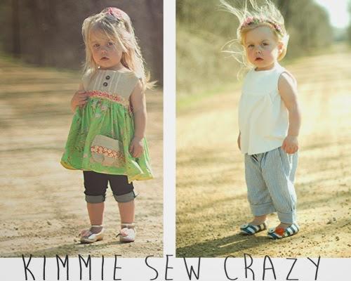 Franklin Dress {sewn by: Kimmie Sew Crazy}