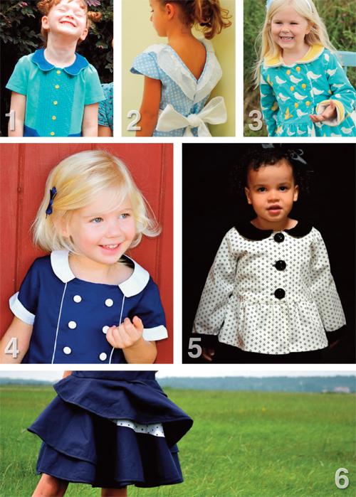 Flip this Pattern: Straight Grain, Tinny Dress