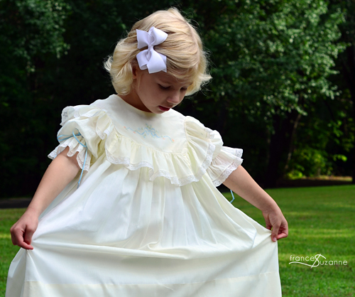 A Vintage, Heirloom Dress