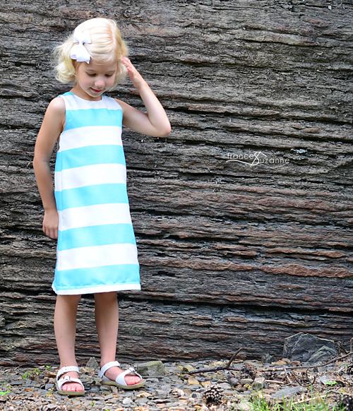First Day Dress {MADE}