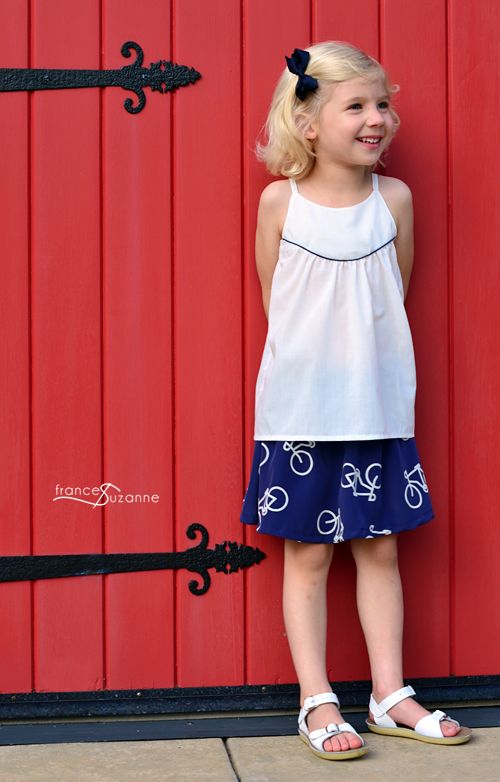 Oliver + S, Swingset Tunic + Skirt