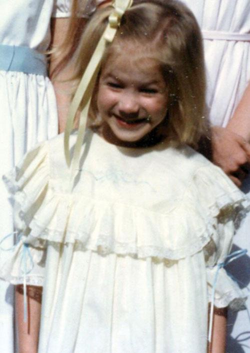 A Vintage, Heirloom Dress