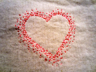 Embroidery Inspiration: Negative Space