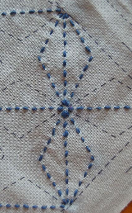 Hand Embroidery: Sashiko