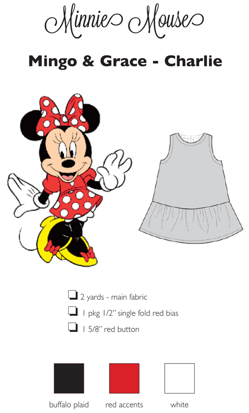 Sewing for Disney: Mickey Mouse