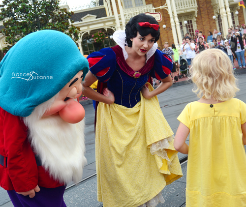Sewing for Disney: Belle {Oliver + S, Ice Cream Dress}
