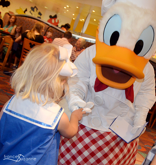 Sewing for Disney: Donald Duck