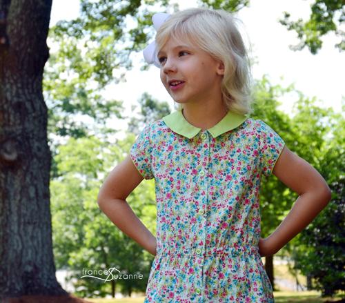 The Allie Dress {a Children's Corner Pattern}