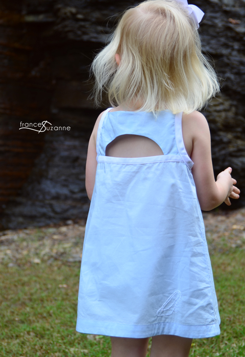 Sewing for Disney: Cinderella {LouBee Clothing, Shandiin}