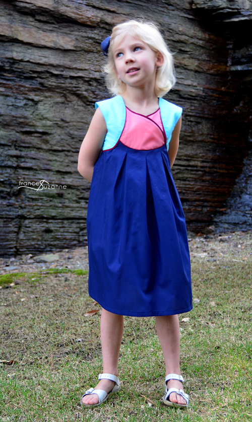 Sewing for Disney: Mulan {Rock the Stitch, Fawn Lily}