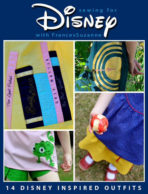 """Sewing for Disney"" Inspiration"