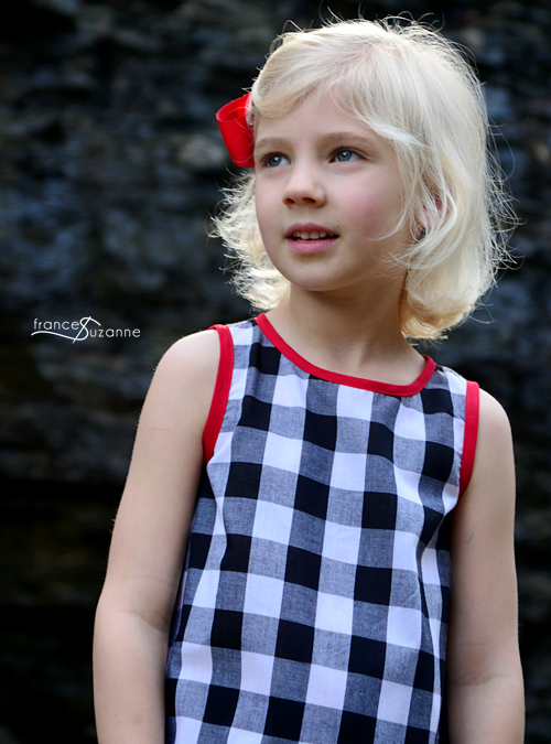 Sewing for Disney: Mickey Mouse {Mingo and Grace, Charlie Dress}