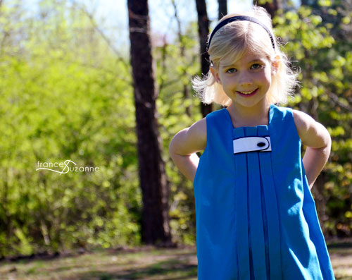 Sewing for Disney:Alice {Oliver + S, Birthday Party Dress}