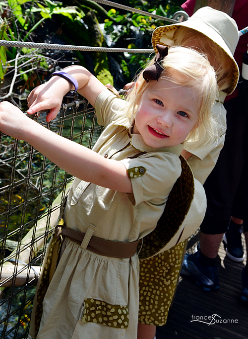 Sewing for Disney: Animal Kingdom, Safari {O+S, Jump Rope}