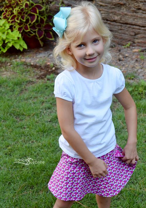 Oliver + S, Hula Hoop Skirt