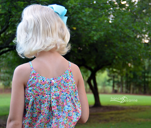 Adding a Placket {Oliver + S, Swingset Tunic}