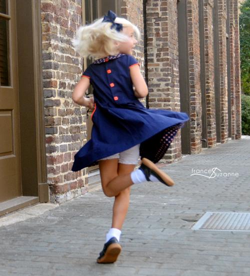 Oliver + S, Building Block Dress