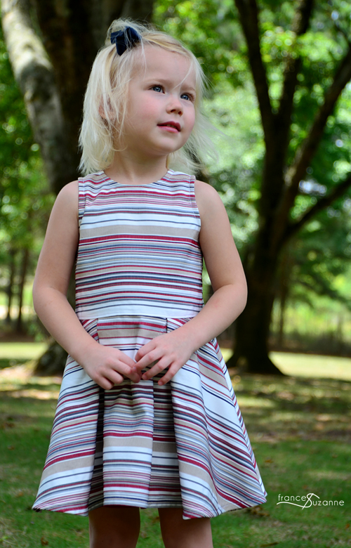 Oliver + S, Building Block Dress