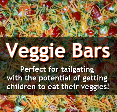 Recipe: Veggie Bars