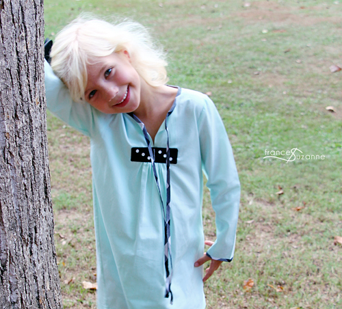 Sew Ready to Play: Dominoes {Oliver + S, 2+2 tunic and Playtime Leggings}