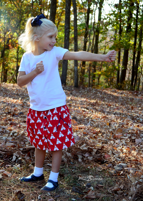 Oliver + S, Hopscotch Skirt