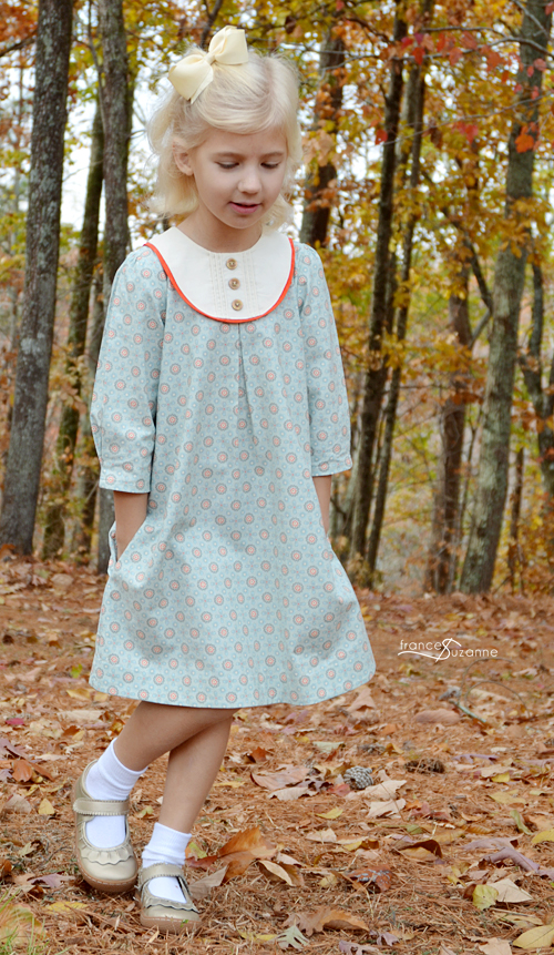 Oliver + S, Playdate Dress