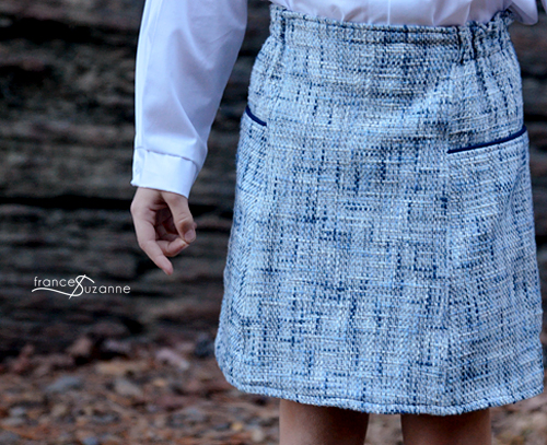 Children's Corner, Katie Skirt