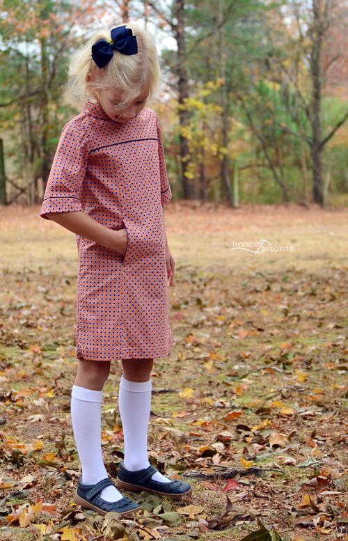 Oliver + S, School Photo Dress