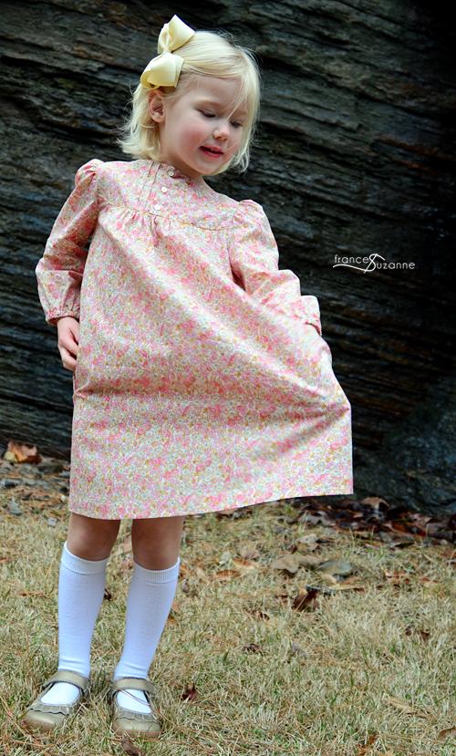 Brooklyn Pattern Co., Franklin Dress
