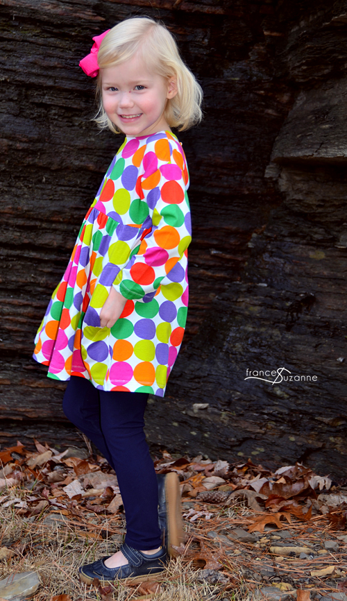 Oliver + S, Playtime Tunic and Leggings