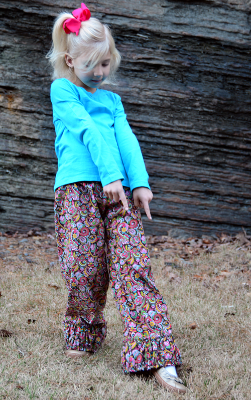 Create Kids Couture, Clarissa Pants