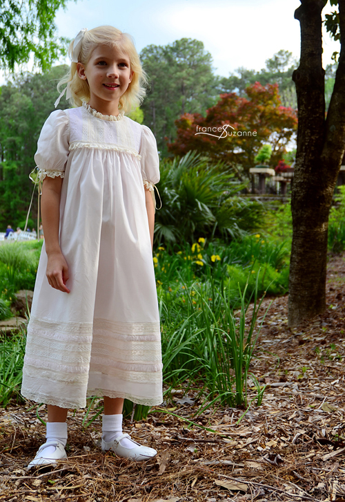 Oliver + S, Heirloom Building Block Dress