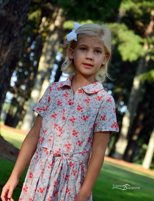 Oliver+S, Jump Rope Dress {view A}