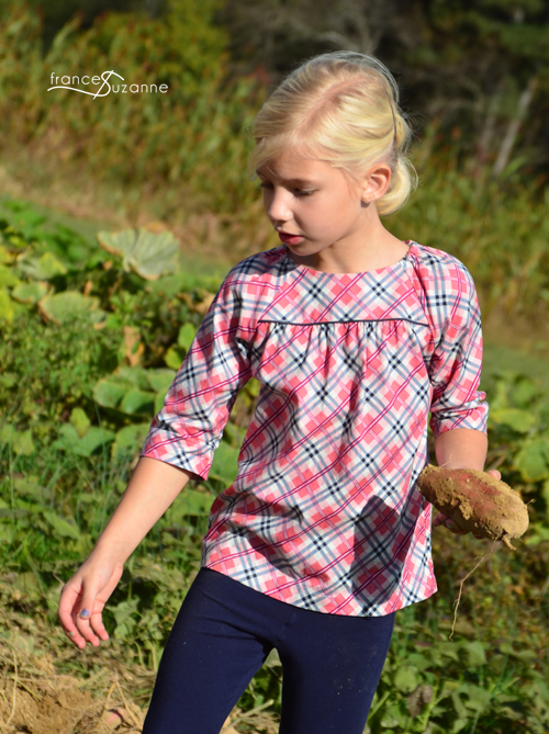 Oliver + S, Picnic Blouse